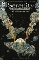 Serenity: No Power in the 'Verse, #1 szám - Borító: Yuko Shimizu