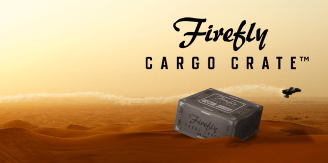Firefly Cargo Crate